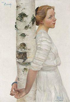 Carl Larsson (1853 – 1919)