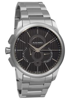 Price:$371.00 #watches Azzaro AZ2060.13BM.000, Azzaro watches are designed in the purest Swiss Watch-making tradition with a blend of charm and seduction. The watches recapture the spirit of Loris Azzaro, for whom audacity had to go hand in hand with precision.