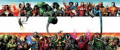 Marvel Enciclopedia 2014