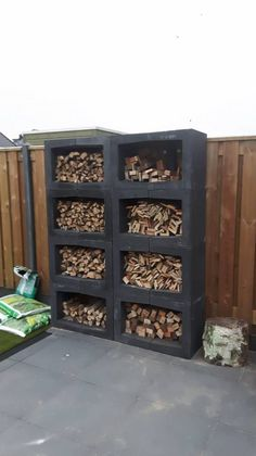 Simply order precast concrete products online * Largest range of precast concrete … - Modern Ready Mixed Concrete, Mix Concrete, Precast Concrete, Outdoor Firewood Rack, Firewood Storage, Wood Shed, Bbq Area, Garden Inspiration, Outdoor Gardens