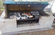 Créez votre propre barbecue avec rôtisserie