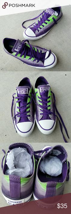 """"""" HOST PICK"""" Converse shoes Unisex converse shoes in good used condition. The shoe laces head of one shoe is gone other than that good looking shoes. Size 7 mens, size 9 in womens Converse Shoes Sneakers Purple Converse, Converse Shoes, Shoes Sneakers, Best Looking Shoes, Fashion Design, Fashion Tips, Fashion Trends, How To Look Better, Unisex"""