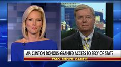 Graham: 'If You're Waiting for DOJ' to Hold 'Obama-Clinton World Accountable…