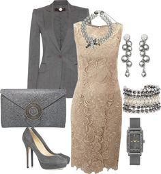"""Lace Dress"" by ldumperth on Polyvore"