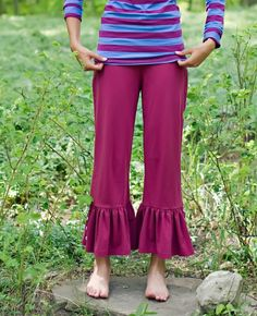 Vineyard Big Ruffles  Matilda Jane Women's Clothing