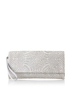 -44,800% OFF GARETH PUGH Women's Laser Cut New Purse, Ice
