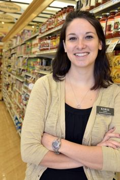 There's no such thing as good food or bad food, according to Hy-Vee dietitian Korie Lown, as long as it's eaten in moderation.