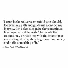 My Favorite Beau Taplin Quotes || The Free Spirited