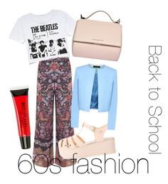 """Back to school - 1960"" by asseenon-tv ❤ liked on Polyvore"