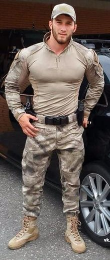 gros Dick hommes militaires