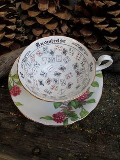 aynsley cup of knowledge for sale - Google Search