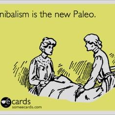 It's still paleo.