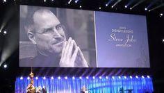 Prémio Disney Legends 2013 foi dedicado a Steve Jobs