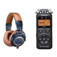 Audio-Technica ATH-M50xBL Professional Monitor Headphones Bundle With Tascam DR-05 Portable Digital Recorder null http://www.amazon.com/dp/B00QXJMTG0/ref=cm_sw_r_pi_dp_QSWNub1EAYF4D