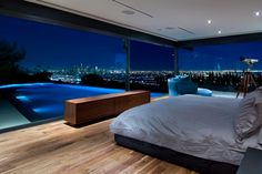 Luxury Home Designs | Imagine this view being the last thing you see...