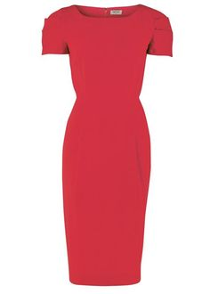 People Tree | Delphine Red Dress