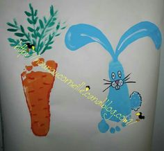 Art Activities For Kids, Art For Kids, Spring Crafts For Kids, School Holidays, Easter Crafts, Kids Learning, Fabric, Fun, Art Plastique