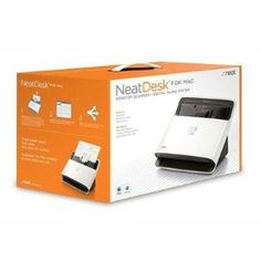 Neatdesk Selected Neat Scanner Mac By Receipts Electronics Great Selection