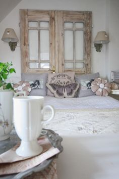 Not my style anymore, but definitely holds a relaxing appeal. Maybe for the guest bedroom?