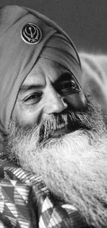 """The Man Called Yogi Bhajan""  - Article about the leader who brought Kundalini Yoga from India to the west"