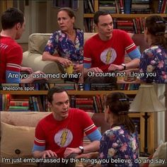 Tv Funny, Funny Picture Jokes, Funny Pictures, Funny Stuff, Big Bang Theory Merchandise, Penny And Sheldon, I Want A Divorce, Best Comedy Shows, The Big Theory