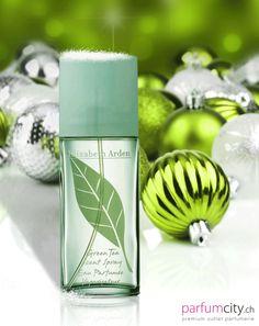 Green Tea von Elizabeth Arden ist für den strahlenden Tag und den glänzenden Abend einer Frau wie geschaffen.