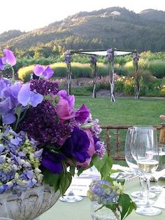 Wedding at St. Francis Winery in Sonoma