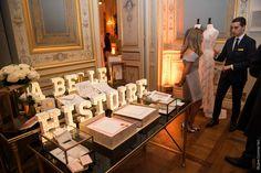 La Belle Histoire à la Wedding Fair 2015 au Shangri-La Paris !