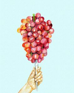 The Cotton-Candy Grape Is a Real Thing