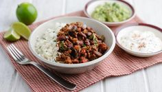 Chilli con carne    Jo Pratt's spicy chilli con carne is a one-pot wonder: easy to throw together using mostly storecupboard ingredients.