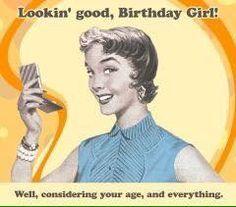 Happy Birthday Meme for women