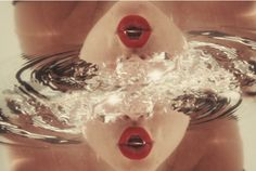 Red Lips, black suits, cocktail dresses and moments suspended in mid-air are a signature of Celebrity photography Tyler Shield's work. He does it again, and this time underwater, in his new series Submerged. Celebrity Photography, Creative Photography, Art Photography, Inspiring Photography, Cinematic Photography, Conceptual Photography, The Shape Of Water, Underwater Photos, Underwater Photography