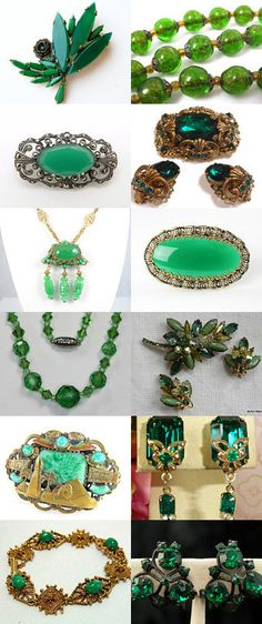 Go Green with VJSE Group Team! by Michele on Etsy--Pinned with TreasuryPin.com