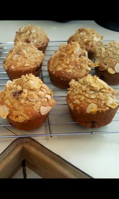 sour cherry streusel muffins more streusel muffins cherries home made