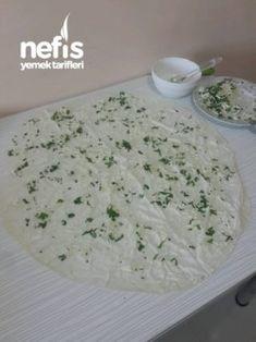 Sıradışı Zahmetsiz kremali Börek(anında hazır)