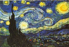 Starry Night ~ Van Gogh
