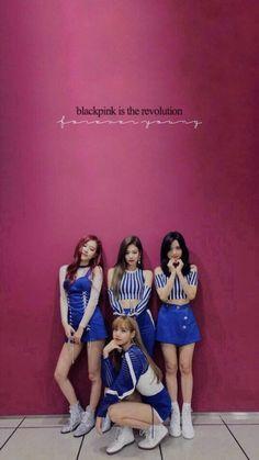 Kpop Girl Groups, Korean Girl Groups, Kpop Girls, Kim Jennie, Yg Entertainment, Exo Red Velvet, Lisa Blackpink Wallpaper, K Pop, Black Pink Kpop