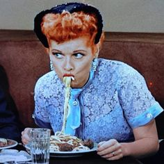 Lucille Ball in I Love Lucy I Love Lucy Show, Love Is All, Love Her, William Frawley, Lucy And Ricky, Lucy Lucy, Vivian Vance, Queens Of Comedy, Lucille Ball Desi Arnaz