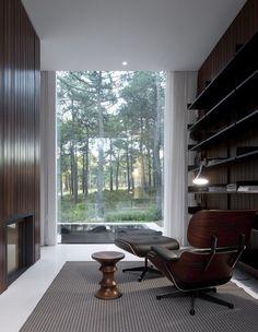 40 Foto's waardoor je een Eames Lounge Chair wilt hebben | Woonhome.nl