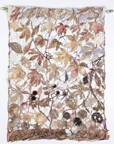 Embroidery 3d, Abstract Embroidery, Creative Embroidery, Free Machine Embroidery, Creative Textiles, Thread Painting, Small Quilts, Textile Artists, Fabric Art
