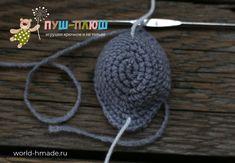 Crochet Hats, Google, Crochet Mouse, How To Knit, Amigurumi, Toys, Tejidos, Knitting Hats