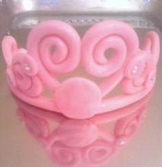 Cupcake topper Mini Tiara