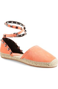 Rebecca Minkoff 'Gilles' Espadrille Flat (Women) available at #Nordstrom