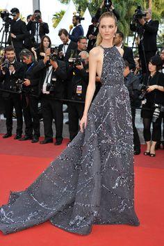 Cannes 2016 - Daria Strokous in Zuhair Murad haute couture - Day 6 (montée des marches Loving)