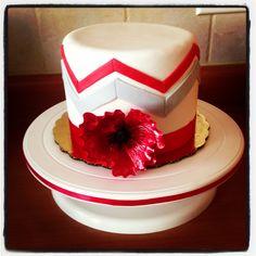 19 th Birthday cake