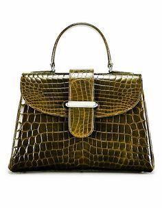 2be0d4ba2b7 BRUCEGAO. Crocodile HandbagsHandbags ...