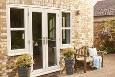 Doors - Double Glazed Door Range - Anglian Home Upvc French Doors, French Doors Bedroom, French Door Curtains, French Windows, French Doors Patio, Georgian Windows, Dutch Doors, External French Doors, External Doors
