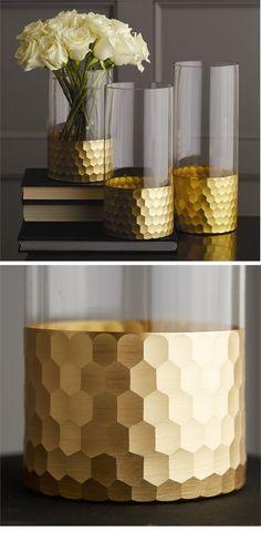 www.instyle-decor.com/gold-vases.html One of 1,000 Vase Inspirations Enjoy