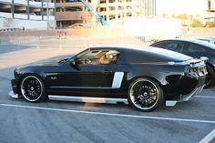 Muscle Cars… Ford Mustang 2013,at Sema 2013