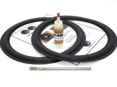 Universal Speaker Surround Repair Foam Woofer Edge Repair Parts buy eye NJ